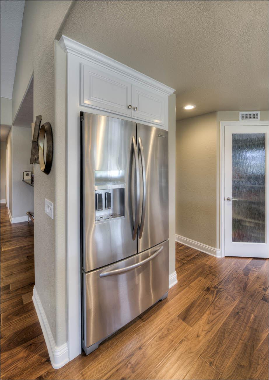appliance remodel