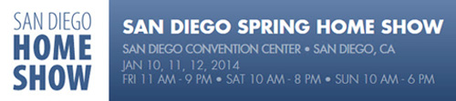 San Diego spring home show