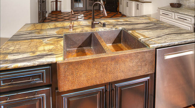 Custom High End Kitchen Sink
