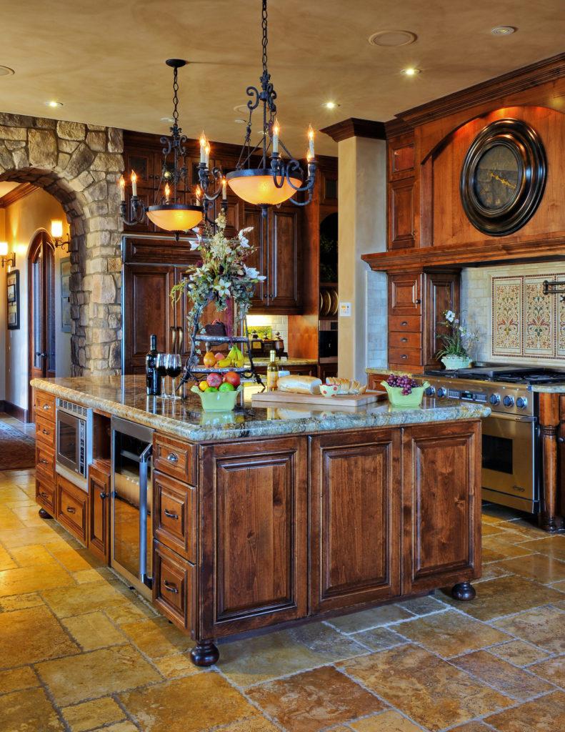 kitchen remodel storage space